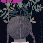 Ogród [collage, papier]