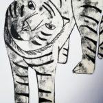 Tygrys [monotopia, papier]